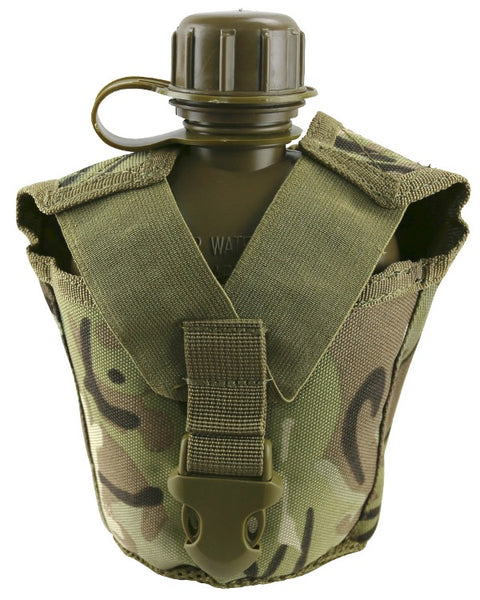 Tactical water bottle  Equipment Kombat UK - The Back Alley Army Store