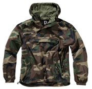 Summer windbreaker S Clothing Brandit - The Back Alley Army Store