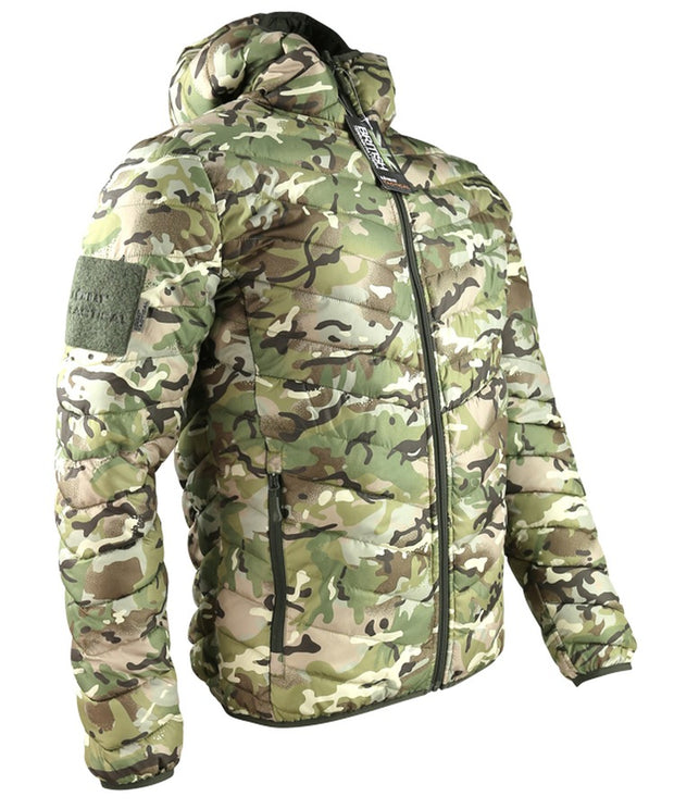 Xenon jacket-BTP/OLIVE  Clothing Kombat UK - The Back Alley Army Store