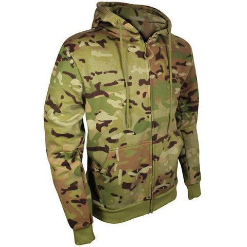 Viper-Tactical zipped hoodie S / Vcam Clothing viper - The Back Alley Army Store