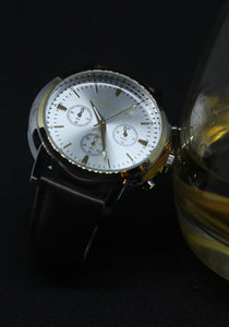A 21st Century Monarch | White Chronograph + Free NATO Strap - 21st Century Watch21st Century Watch