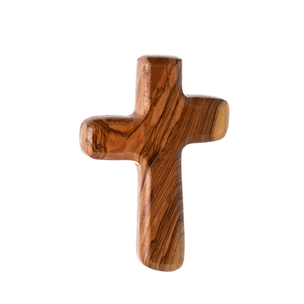Olive Wood, Square Cross - BCHC1