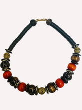 Load image into Gallery viewer, Kenya - Beaded Necklace-Kenya Africa