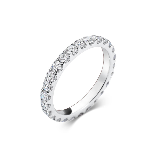 NADIA ETERNITY RING - LM STUDIO GmbH