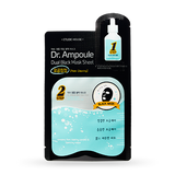 Etude House Dr. ampoule dual black mask sheet 30ml