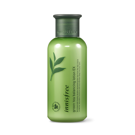 Innisfree Green tea balancing lotion EX 80ml