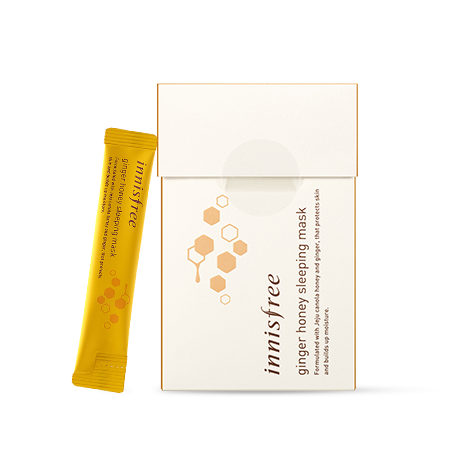 Innisfree Ginger Honey Sleeping Mask 4ml*15ea