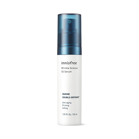 Innisfree Wrinkle Science Oil Serum 30ml