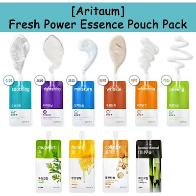 Aritaum Fresh Power Essence Pouch Pack