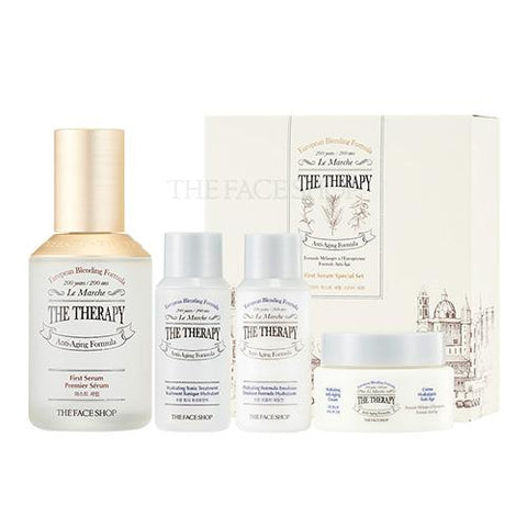 The Therapy First Serum Set