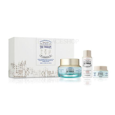 The Therapy Moisture Blending Skincare Set