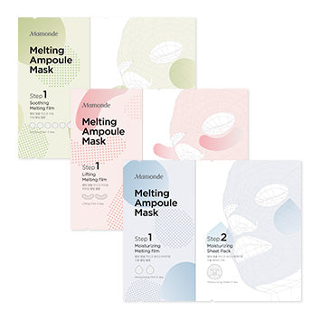 Melting Ampoule Mask