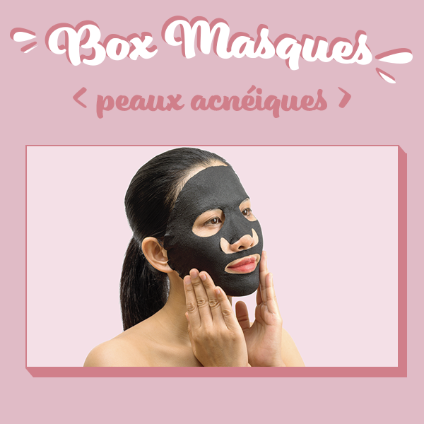 BOX K-MASQUES