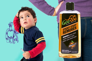 GooRoo Sticky Stuff Remover