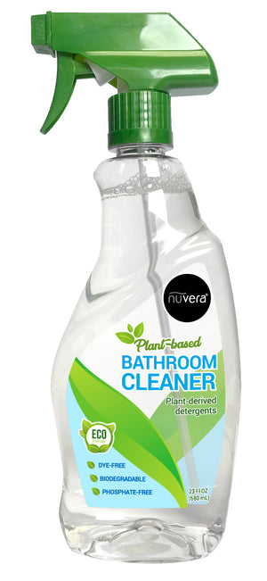 Plant Based Bathroom Cleaner Front