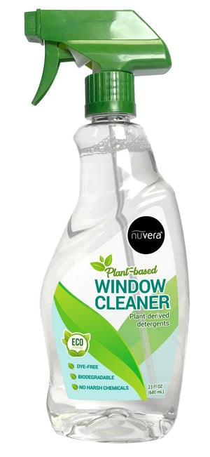 Plant Based Window Cleaner Front