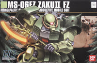 Gundam MS-06FZ ZAKU II FZ 1/144 Scale Kit