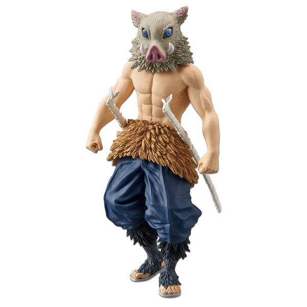 Demon Slayer Kimetsu No Yaiba Figure Vol.4 (B:Inosuke Hashibira) (re-run)