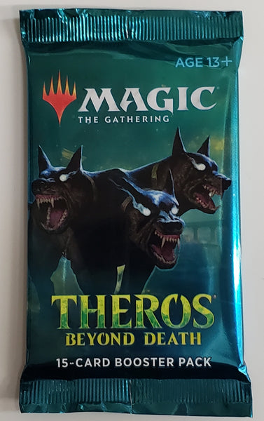 MTG TCG Theros Beyond Death booster packs
