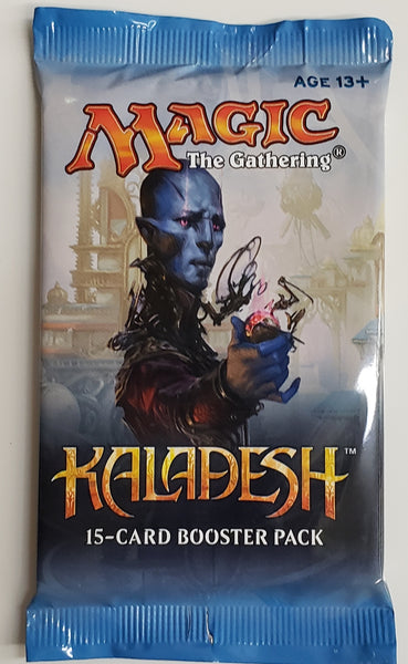 MTG TCG Kaladesh booster packs