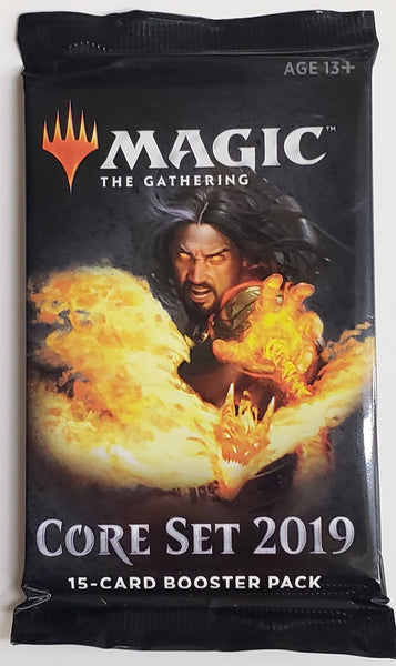 MTG TCG Core set 2019 booster packs