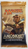 MTG TCG Amonkhet booster packs