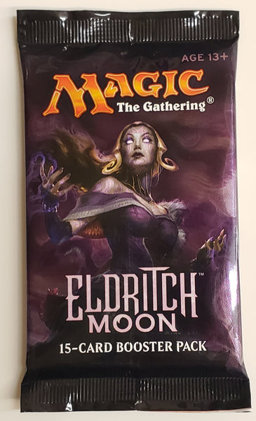 MTG TCG Eldrich Moon booster packs