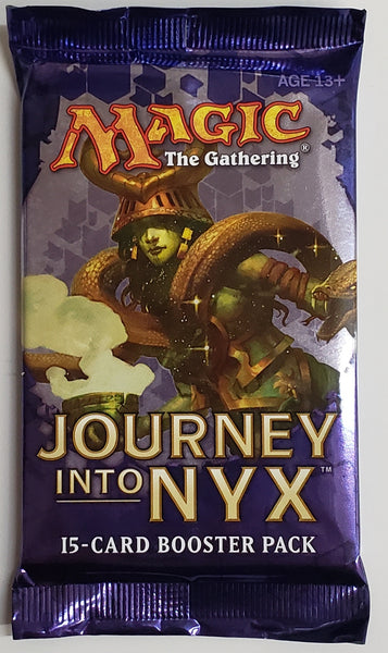 MTG TCG Journey into Nyx booster