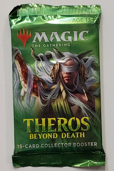 MTG TCG Theros Beyond death collection booster