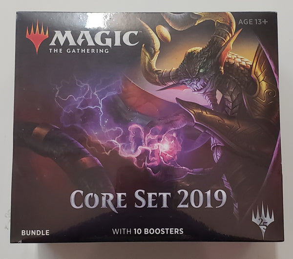 MTG TCG Core set 2019 bundle