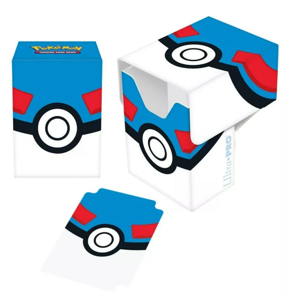 UPSP POKEMON Great Ball deck box