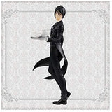 Black Butler Sebastian Michaelis Special Figure Book of Atlantic
