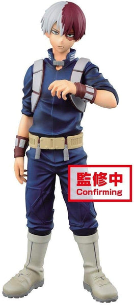 My Hero Academia Official Licensed Age of Heroes Shoto Todoroki Figure