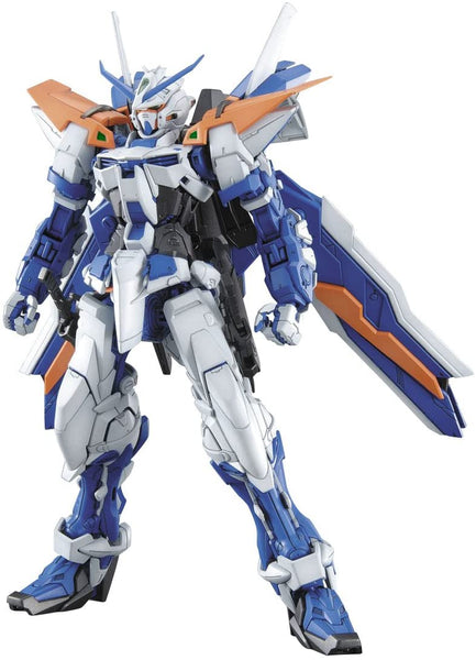 Gundam Bandai Hobby MG Gundam Second Revise Model Kit (1/100 Scale), Astray Blue Frame (BAN160998)