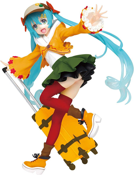 Hatsune Miku Original Autumn Clothes Official Licensed Figure Reissue Version