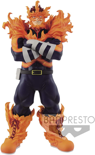 Endeavor My Hero Academia Ages of Heroes Figure Banpresto