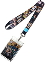 Demon Slayer- Main Group Lanyard