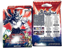 Yugioh HERO Strike Structure Deck