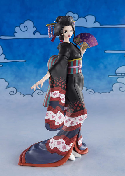 BANDAI SPIRITS Figuarts Zero One Piece Nico Robin (Robi), Approx. 6.3 inches (160 mm), PVC & ABS, Pre-Painted Complete Figure