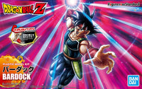 Gundam Bandai Spirits Figure-Rise Standard  Bardock Dragon Ball Super,Multi