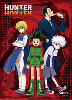 HUNTER X HUNTER - KEY ART 1 WALL SCROLL
