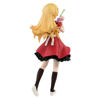 Ishin Nishio Anime Project Monogatari Series Exq Figure~Shinobu Oshino~ Exclusive Lines