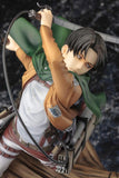 PRE ORDER Attack On Titan Figure ARTFX J Levi Ackerman Renewal Package Ver.