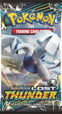 Pokemon TCG Sun & Moon Lost Thunder Booster