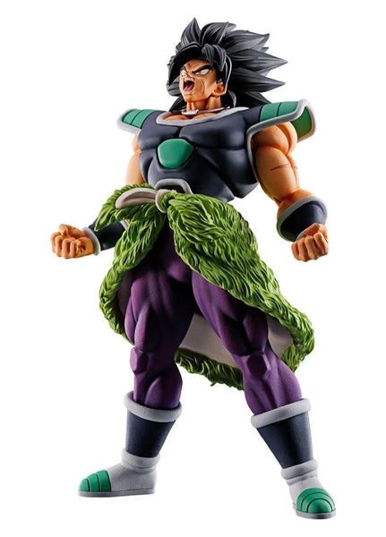 Dragon Ball Ichiban Kuji Broly Angry (History of Rivals)