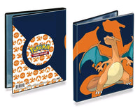 UPSP POKEMON Charizaed 4 pocket binder