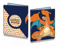 UPSP POKEMON Charizard 9 pocket binder (180 count)