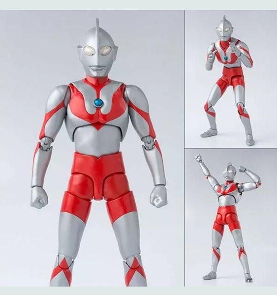 SH FIGUARTS Ultraman (best selection)