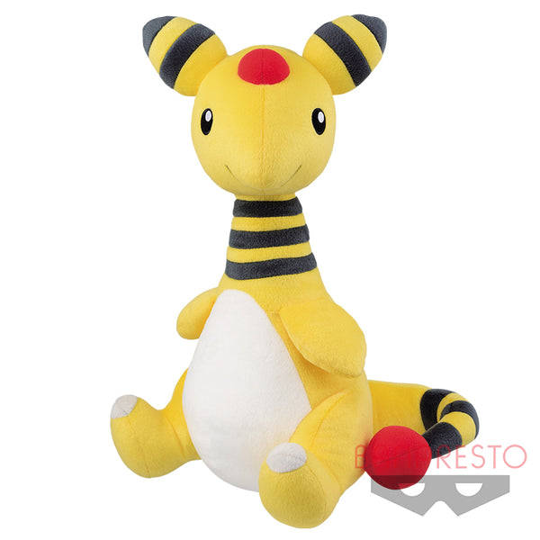 Pokemon Plush Official Licensed Ampharos 15""