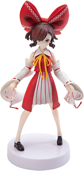 Touhou Project Reimu Hakurei Premium Perfect Cherry Blossom Figure by Furyu